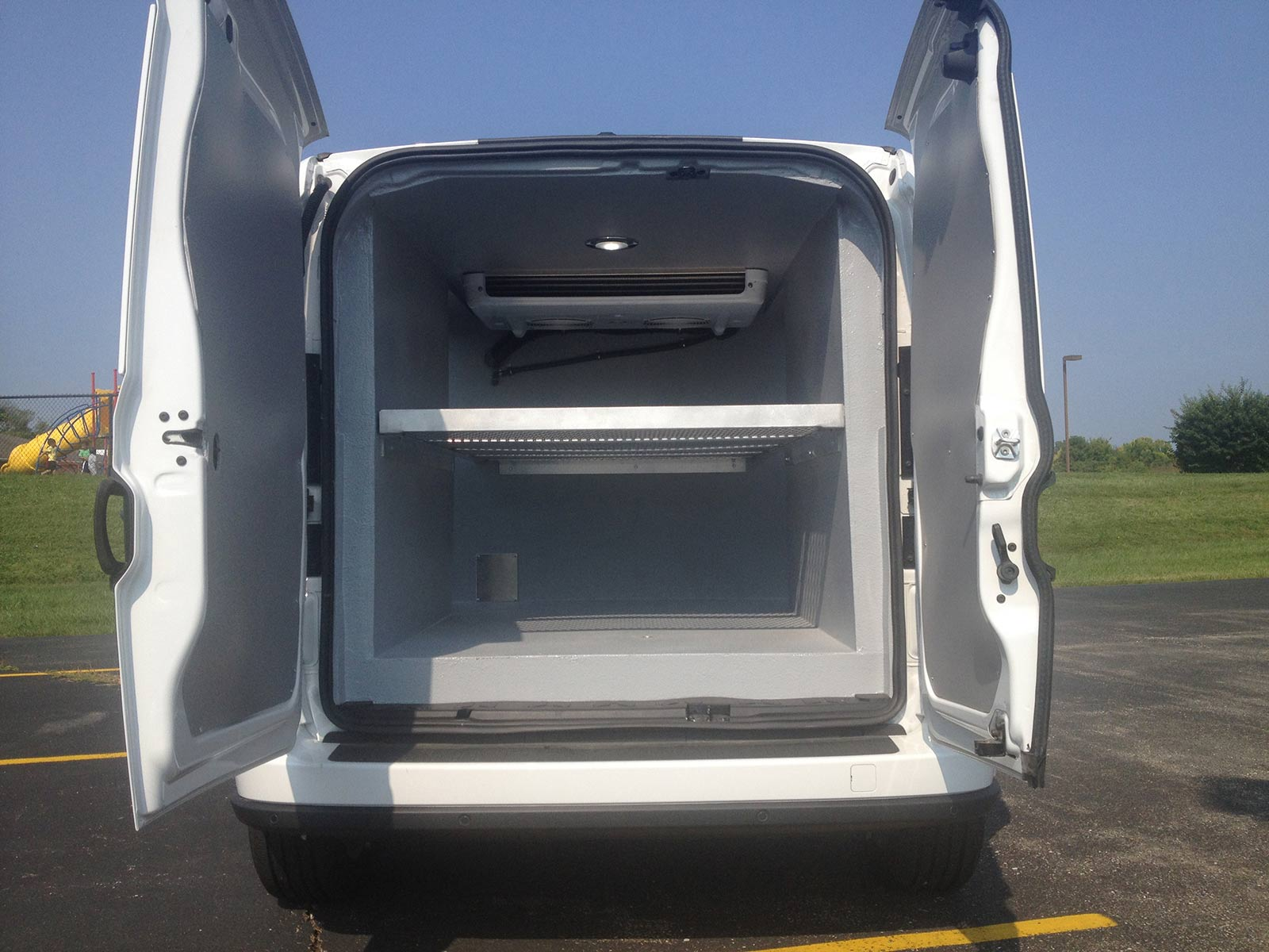 Refrigerated Vans Amp Trucks Bush Specialty Vehicles