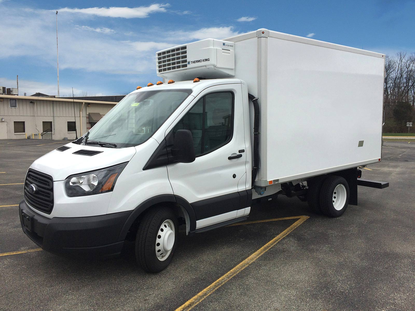 Refrigerated Vans Amp Trucks Bush Specialty Vehicles