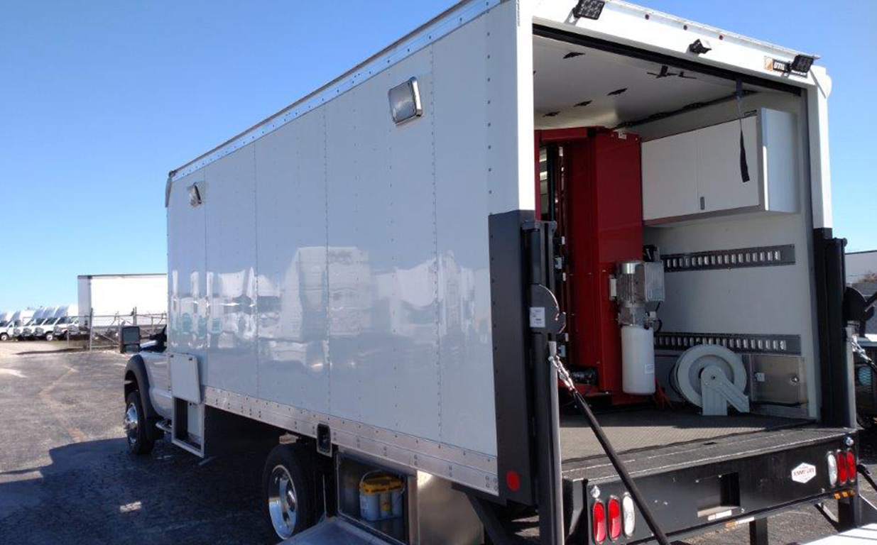 Mobile Air Compressor >> MOBILE TIRE TRUCKS| BUSH SPECIALTY VEHICLES